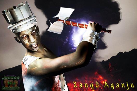 Xangô Aganju