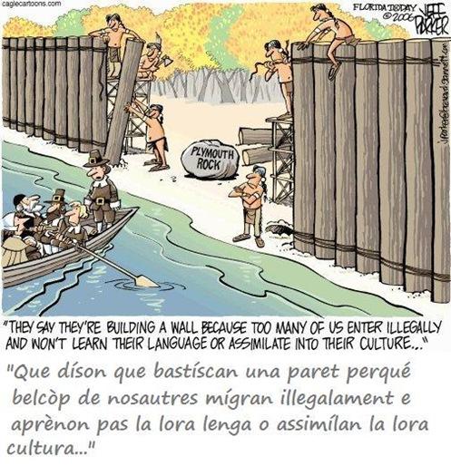 immigracion illegala
