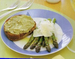 Asparagus Pesto
