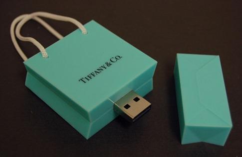 46. Bolsa Tiffany USB