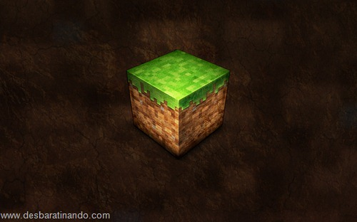 wallpapers minecraft 8 bit pixelados desbaratinando  (11)