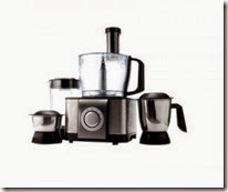 Snapdeal: Buy Morphy Richards Icon DLX Food Processor 1000W at Rs. 8365 only