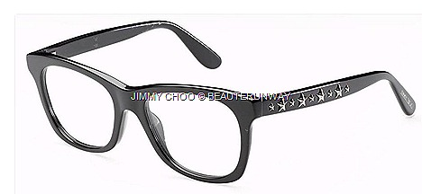 Jimmy Choo JC 77  Spring Summer 2013 star studs optical frame Blue, Havana, Black Fuchsia sophisticated nude-coloured spectacle case accessories shoes bags wallets ready to wear dresses small leahter goods marna bay sands rws