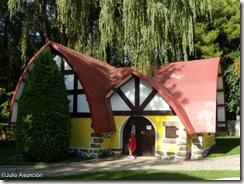 Casita de Blancanieves - Parque Miguel Servet - Huesca