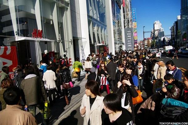 Liquidação Sacolas da Sorte no Japão: Compre sem saber o que está levando.