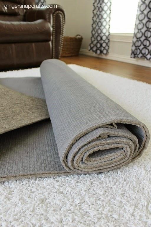 choosing a rug pad