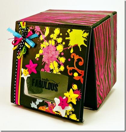Neon Chic Box2