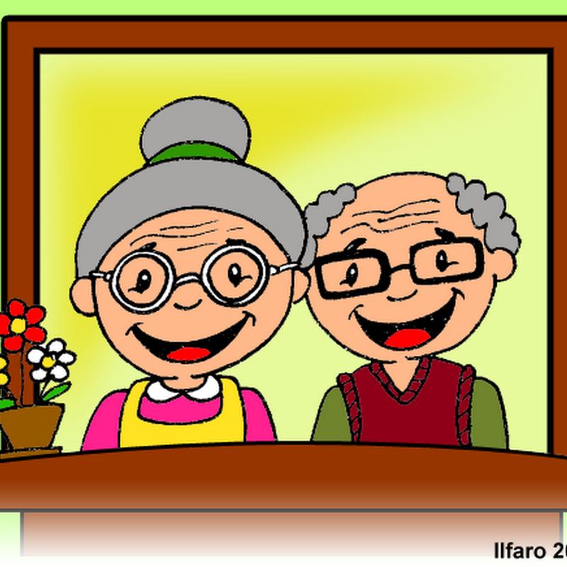 Avós, sinal de amor e respeito