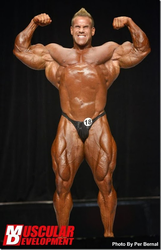 Jay Cutler Mr Olympia 2013