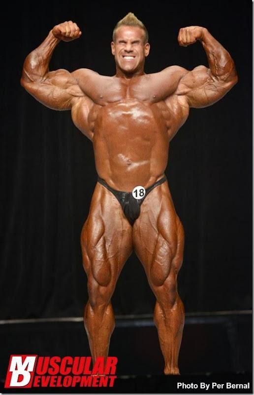 Jay Cutler Mr Olympia 2013
