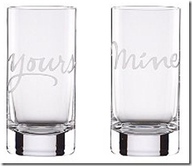 2011.07.25 - Yours Mine Glasses