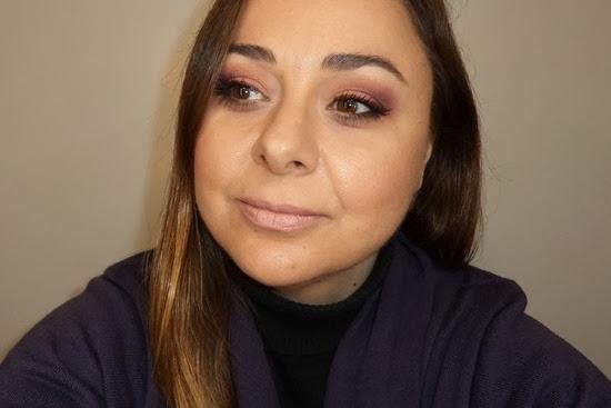 maquillajesuavenaranjarojomarronvirmakeup