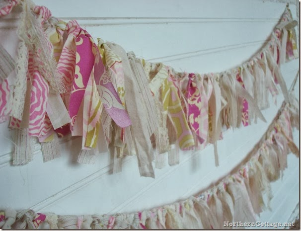 Gorgeous Wedding Shower PaRTy Garland {Northern Cottage}