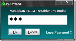 fasilitas lupa password smadav