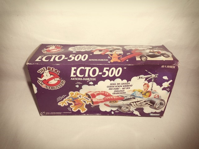 Ghostbusters ECTO-500