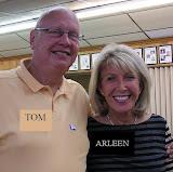 Sept 28 PRO-AM 1st Overall Tom Randall & Arleen Goldman