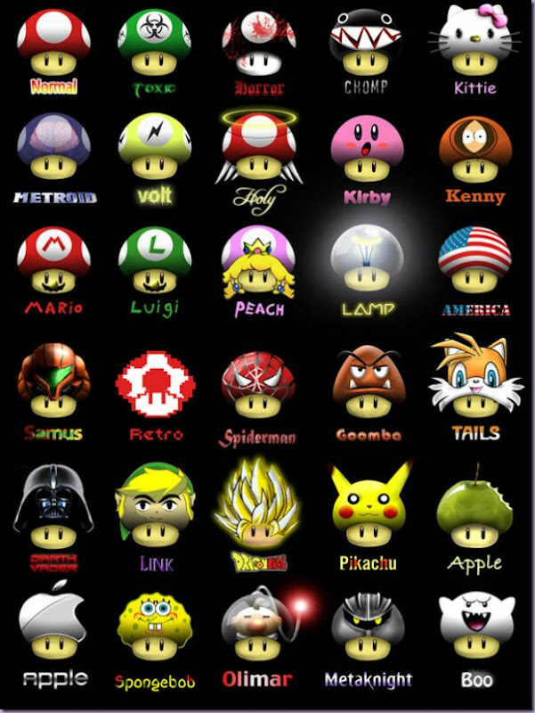 Super-Mario-Cogumelo-Versões-01