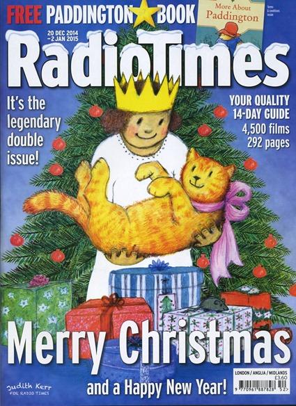 Christmas Radio Times 2014