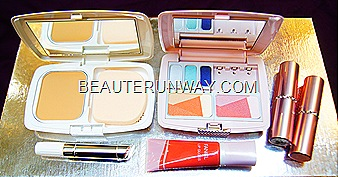 Fancl makeup powder, concealer, eye shadow, cheek , moisture rouge, lip gloss