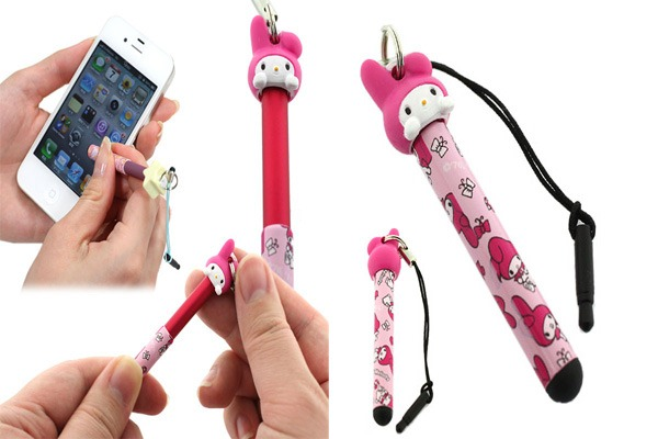 Touch-Pen-My-Melody-Caneta-Smartphone