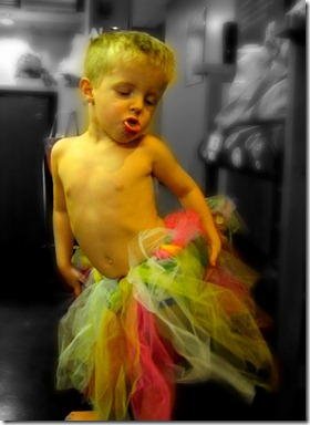 Buzz in a tutu Nov 2011_picnik