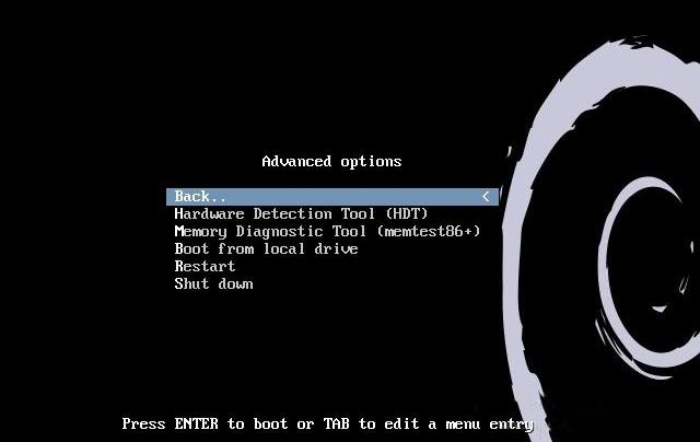 Debian Live AIO DVD