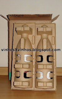 vinhos embalados