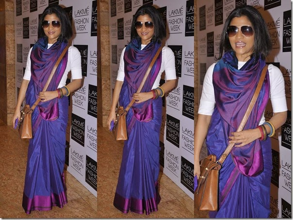 Konkana_Sen_Payal_Khandwala_Saree