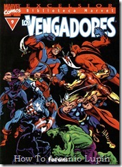 P00009 - Biblioteca Marvel - Avengers #9