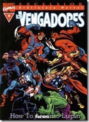 P00009 - Biblioteca Marvel - Avengers #9