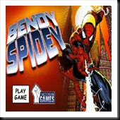 Jeux de Spiderman Bendy Spidey