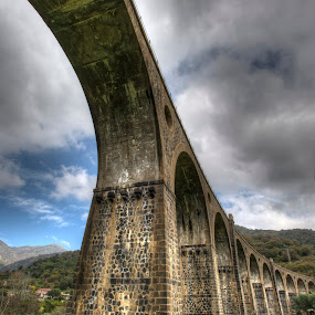 railway bridge by Carmelo Parisi - Buildings & Architecture Bridges & Suspended Structures