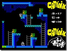 Screenshot di Cattivik