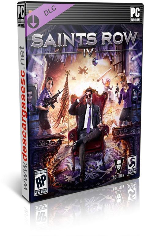Saints Row IV Update 4 and GAT V DLC-RELOADED-PC-cover-box-art-www.descargasesc.net