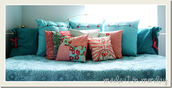 dressed up daybed