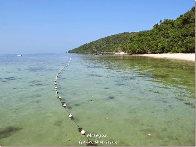 沙巴亞庇馬努干島 Manukan (10)