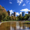 Boston Common Frog Pond - Boston