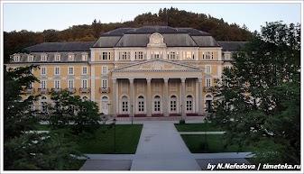 Отель Гранд Рогашка. Рогашка Слатина, Словения. www.timeteka.ru