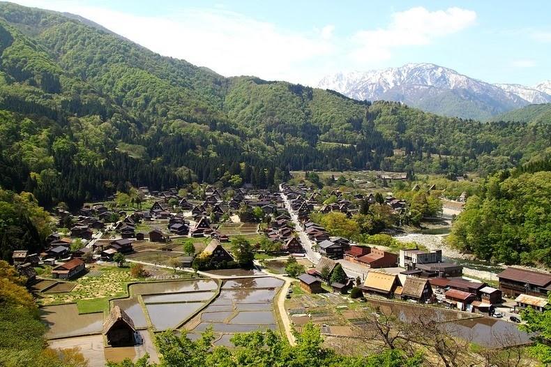 gassho-zukuri farmhouse-3