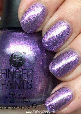 FingerPaints Paint the Town Purple