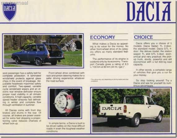 Dacia 1300 folder 03