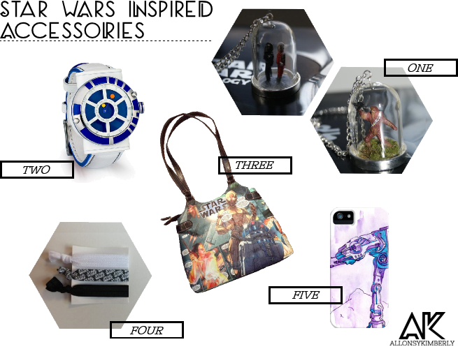 Star Wars Inspired Acessories
