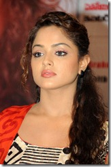 Telugu Actress Asmita Sood Stills