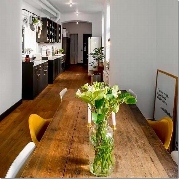 case e interni - scandinavo - semplicità - calore pavimento legno (5)