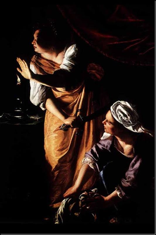 Artemisia Gentileschi - Tutt'Art@  (5)