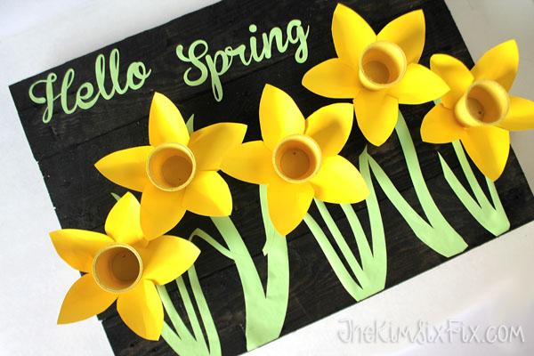 Kcup daffodils