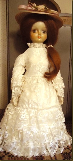 Grams doll hair 2