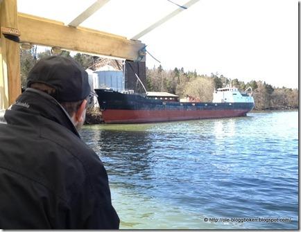 Husbåten Träflyte2