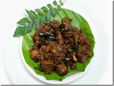 Mutton Liver Fry