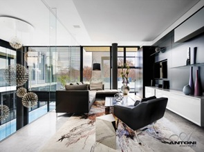 Decoracion de interiores Saota Antoni Associates